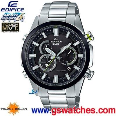 金響鐘錶全新CASIO EQW-T640YDB-1ADR,公司貨,EQW-T640YDB-1A,EDIFICE,電波時計