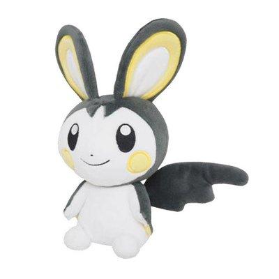 尼德斯Nydus~* 日本正版 神奇寶貝 精靈寶可夢 Pikachu 皮卡丘 絨毛玩偶 娃娃 電飛鼠 約21cm