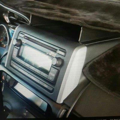 WISH 10-16年加裝冷氣出風口 白鉄250 噴漆黑色300