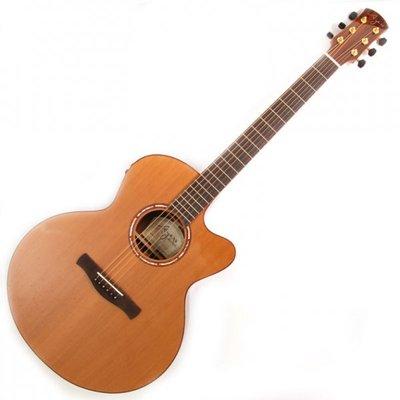 ☆金石樂器☆ AYERS SJ - 07C 可議價 歡迎來電洽詢 全單板 全手工 木吉他 雲杉木