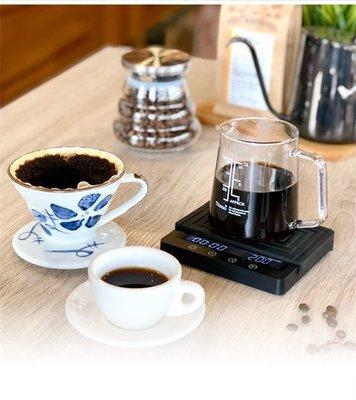 柔柔微風餐具批發-【附發票】Tiamo  HG2197 玻璃有柄量杯 (小) 300ml /手沖咖啡/下壺