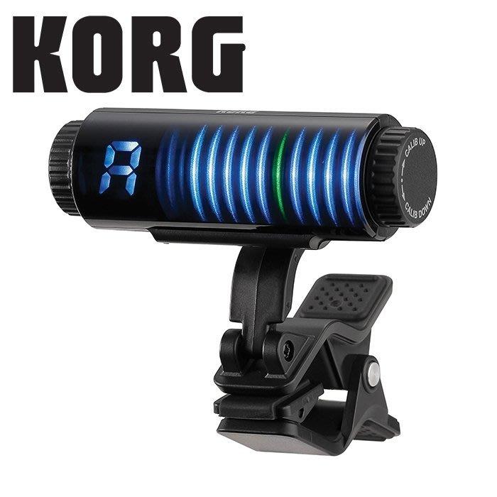 ☆ 唐尼樂器︵☆ Korg 全新款 Sledgehammer Pro 3D顯示 民謠吉他/電吉他/ Bass 夾式調音