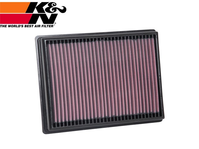 【Power Parts】K&N 高流量原廠交換型空氣濾芯 33-3131 FORD FOCUS MK4 2019-