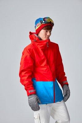 【荳荳物語】美國品牌TURBINE舖棉保暖男款滑雪衣#365-24,防水係數10k,出清特價2280元