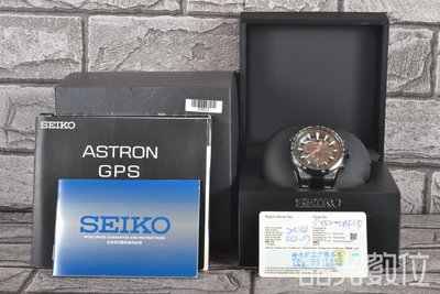 【品光數位】SEIKO ASTRON SAST015G 鈦 7X52-0AF0D GPS太陽能電波腕錶 #59915 台北市