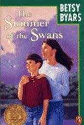 *小貝比的家*THE SUMMER OF THE SWANS (夏日天鵝)/平裝