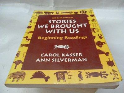 此無500免運/崇倫《Stories We Brought with Us: Beginning Readings 2n