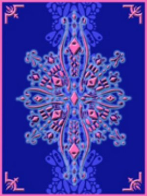 [心靈之音] #325 神聖幾何:愛(吸引並強化關係) GEOMETRY OF LOVE-能量催化圖-美國進口中文說明