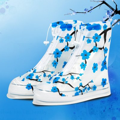 hello小店-旅行戶外男女式騎行防雨鞋套防滑加厚耐磨底防水成人腳套兒童雨靴#鞋套#防雨鞋套#防沙鞋套