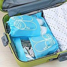 旅行 收納 鞋袋
