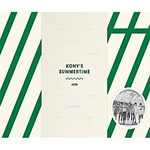 KONY`S SUMMERTIME(韓國進口限量版寫真集)/iKON ---YGM0508