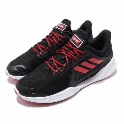 =CodE= ADIDAS CLIMACOOL VENT SUMMER.RDY 透氣慢跑鞋(黑紅白) EG1117 男