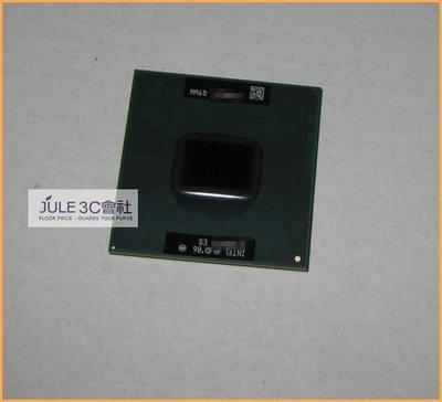 JULE 3C會社-Intel Core 2 Duo T9500 2.6G/雙核心/6M/Q9WW/ES/筆電用/478 PIN/Micro-FCPGA CPU
