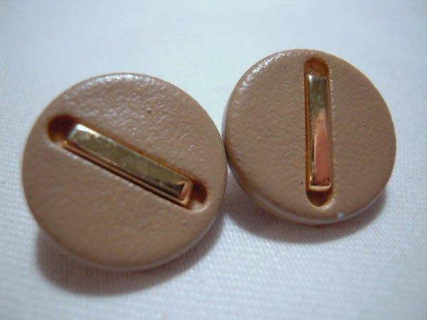 ※布箱子※ 縫紉拼布手作配件~扣子.鈕扣.釦子(DT156)~單孔~21mm