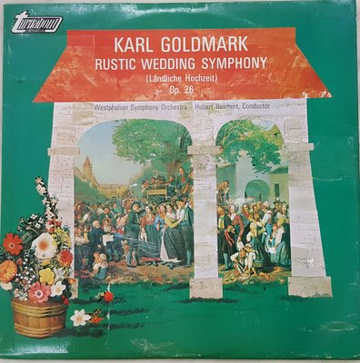 {夏荷美學生活小舖}古典黑膠 GOLDMARK - Rustic Wedding Symphony