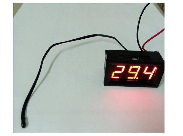 精度0.1度數位溫度計