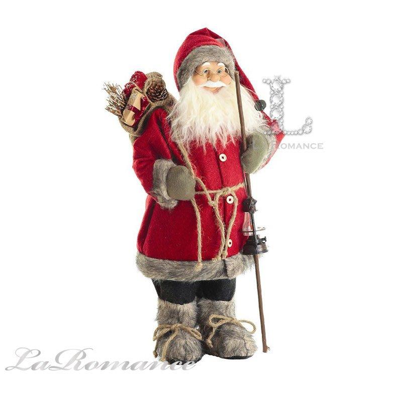 【芮洛蔓 La Romance】 Mindy Brownes -  24吋聖誕老人 / 交換禮物 / 聖誕節
