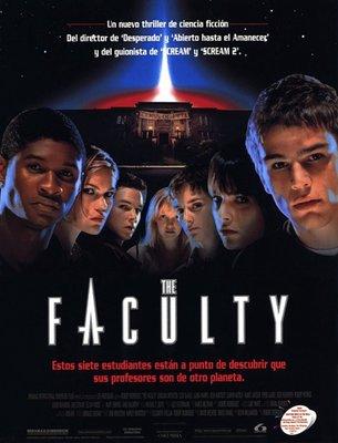【藍光電影】奪命高校/老師不是人 異種教師 The Faculty (1998) 15-004