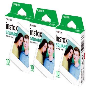 即影即有相紙 FujiFilm instax SQUARE instant film 水貨