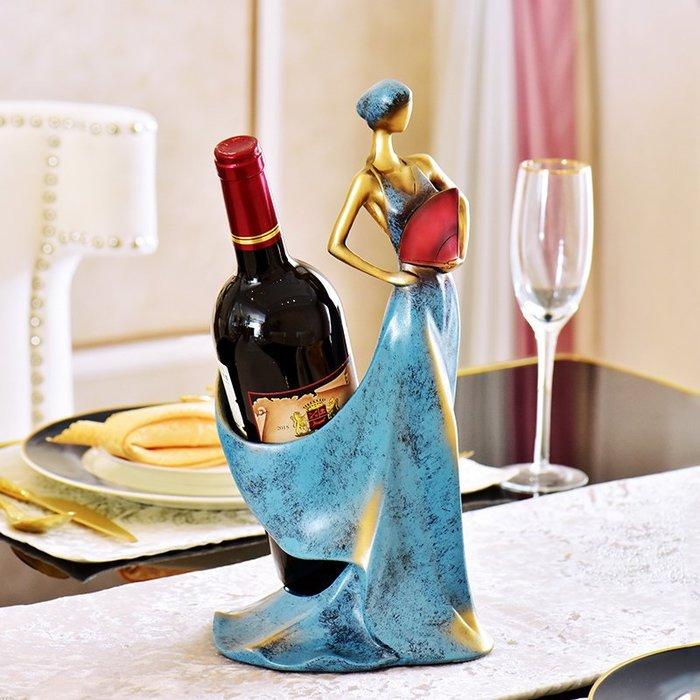 〖洋碼頭〗紅酒架擺件酒櫃裝飾品擺件家用歐式創意葡萄酒架簡約客廳 sme275