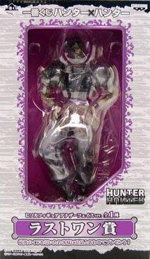 日本正版 一番賞 獵人 緋色的追憶篇 最後賞 西索 奇術師 異色版 模型 公仔 日本代購