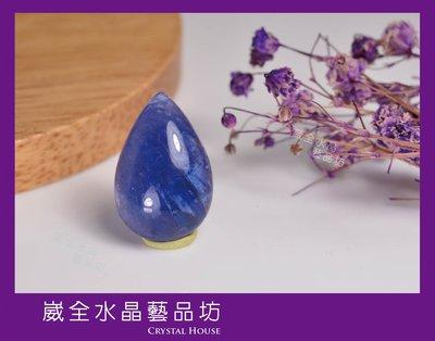 【崴全水晶】 高貴 典雅  丹泉石 墜子【約 3.7 g】 ※ 天然 能量石 招貴人