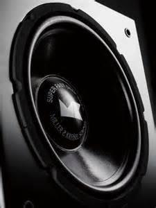 新莊力笙音響【MK SOUND】SB12重低音喇叭 (來店享驚喜價)