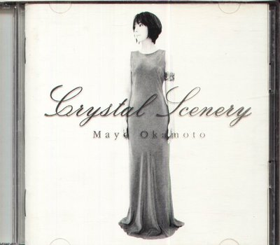 K - 岡本真夜 - Crystal Scenery - 日版 2 CD