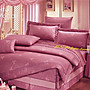 諾貝達/100%精梳棉/R7082/雙人七件式床罩...