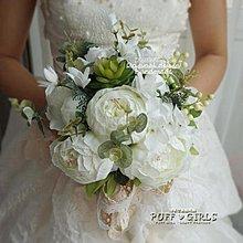 ヽ免運ヽ結婚影樓拍照道具新娘手捧花仿真