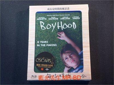 [藍光BD] - 年少時代 Boyhood 紙相框紀念版 ( 傳訊正版 )