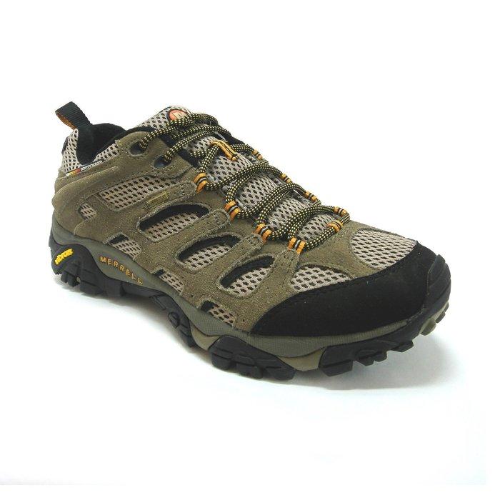 [WALKER 休閒運動] MERRELL 經典款 GORE-TEX 野趣健行登山鞋  87107