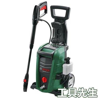 刷卡/UA-125【工具先生】BOSCH 高壓 清洗機.洗車機 非AQT33-11.AJP-1600.牧田 HW1300