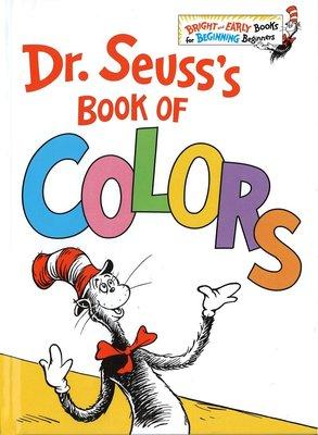 *小貝比的家*DR SEUSS'S BOOK OF COLORS /HC/精裝/3~6歲