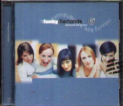 八八 - Funky Diamonds - Diamonds Are Forever - 日版 CD+1BONUS