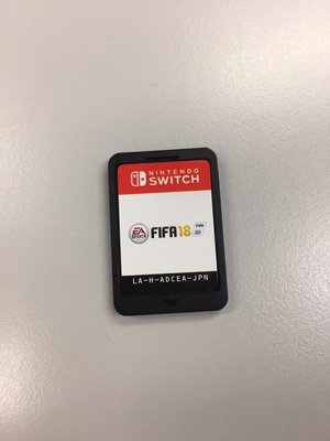 FIFA 18 (SWITCH) (SOLD)