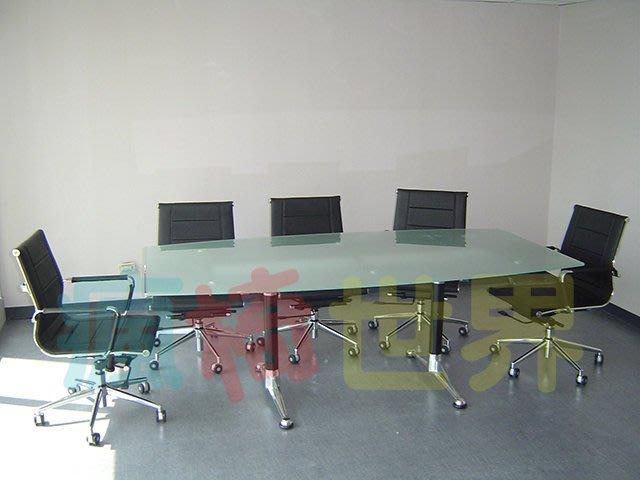 《瘋椅世界》OA辦公家具全系列 訂製高級會議桌  (董事長桌/老闆桌/洽談桌)6