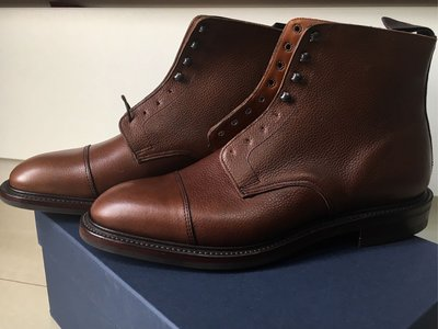 Kingsman by George Cleverley scotch grain boots UK9 金牌特務 牛津靴