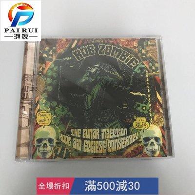 羅布祖姆比The Lunar Injection Kool Aid Eclipse Conspiracy CD唱片 CD 專輯【湃銳百貨】