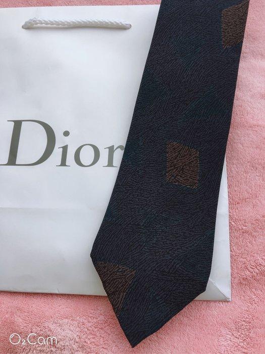 Dior迪奧絲質領帶 原價7000元  特賣會開跑