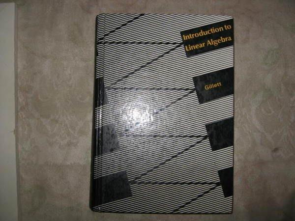 二姑書坊 :    Introduction  to  Linear  Algebra