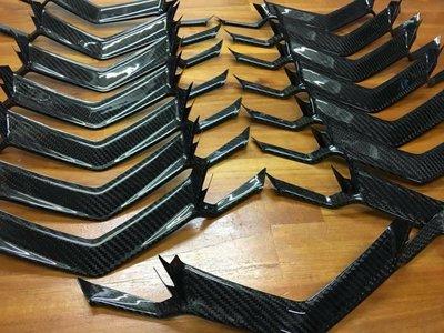 【小港二輪】NEW SMAX專用 碳纖維 下巴貼片 真空高壓款.二代SMAX