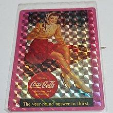 可口可樂  懷舊閃咭一張……C