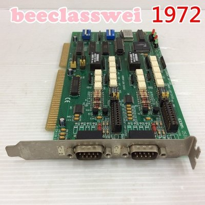 Advantech PCL-741 REV.A2 01-1 ISOLATED RS232/CURRENT 等 板1972