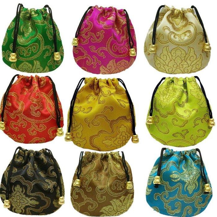 艾蜜莉舞蹈用品*錦囊收納袋/束口袋/古裝荷包$60元