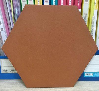 [磁磚之嘉] 六角型陶磚~新品