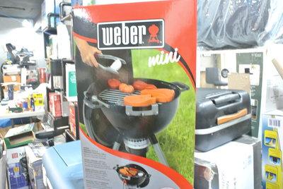 ↖有購便宜暢貨↘ Weber Kettle Barbecue Set 玩具烤肉架,特價$509