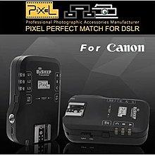 台南 晶豪野 BISHOP F-510無線電閃光燈/快門 雙機雙燈引閃器 for Canon