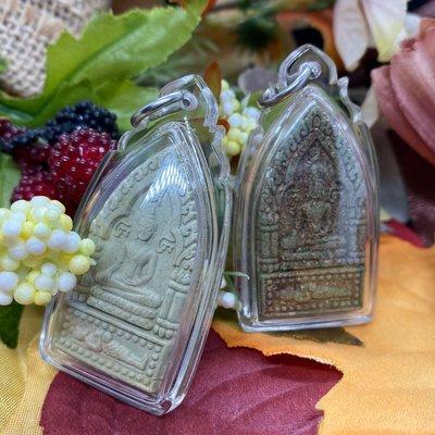 龍婆沙瓦 59靈坤平粉牌