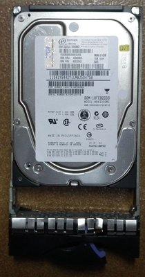 良品SAS 300GB 15K 3.5吋硬碟MBA3300RC IBM萬轉300G托盤DELL HP富士通43X0805